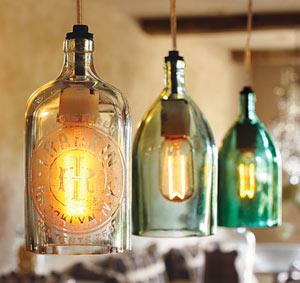 Moonshine Lamps pendant lights
