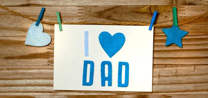 I {heart} Dad