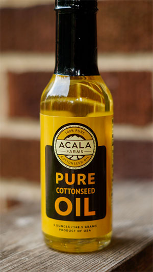 Acala Farms Plain Cottonseed Oil