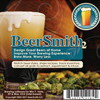 Beer Smith Software