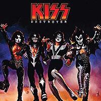 Vintage Concert Poster (Kiss)