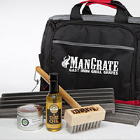 ManGrate Grilling Gift Pack
