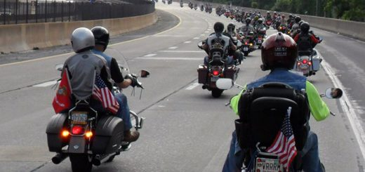 Ride of the Patriots