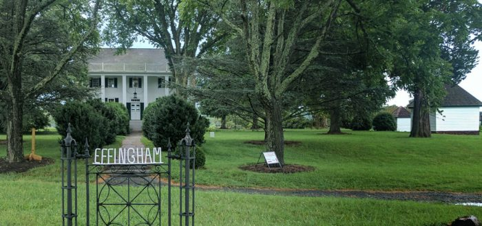 Effingham Manor Winery