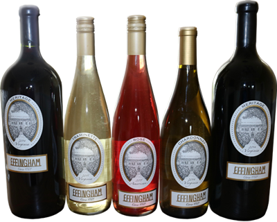 Effingham Manor wines