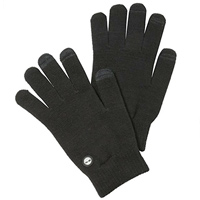 Touchscreen-capable gloves
