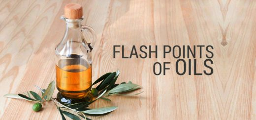 flashpoints of oils