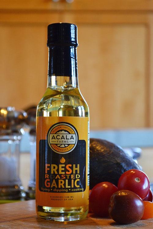 Fresh Roasted Garlic