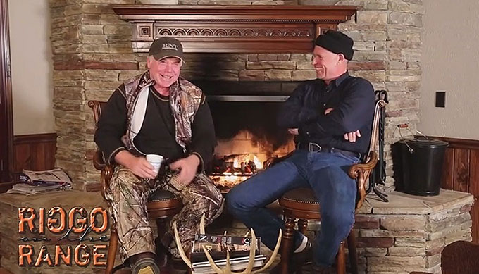 John Riggins and Buck Showwalter